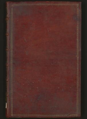 Cim I 283 — Memoires du Marquis de Guiscard — 18. Jh., 1. Hälfte