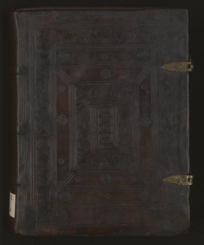 Ge IX B 429 — Oldenburger Stadtbuch 1568. Niederdt. — Varel, 1568